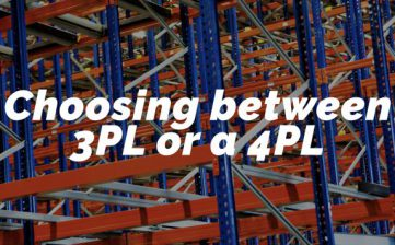 Choosing between 3PL or a 4PL
