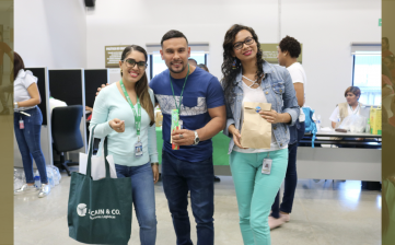 J. Cain realiza Feria de Salud para sus colaboradores
