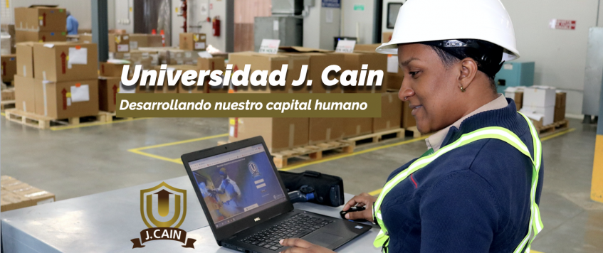 La Universidad J. Cain: desarrollando nuestro capital humano