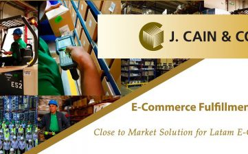 J. Cain Solutions: Latin America E-Commerce Fulfillment