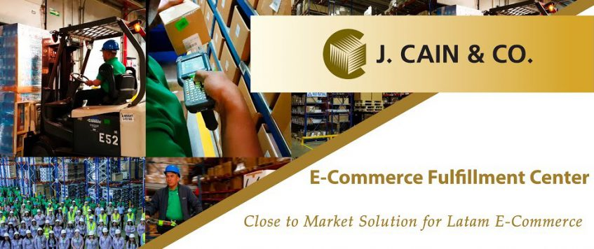 J. Cain Solutions: Latin America E-Commerce Fulfillment