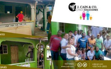 J. Cain, Dando Soluciones